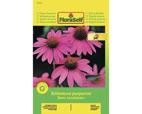 roter sonnenhut 39 echinacea purpurea 39 blumensamen floraself. Black Bedroom Furniture Sets. Home Design Ideas