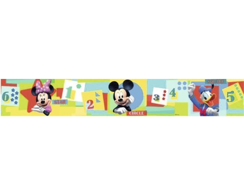 Wandsticker XL 3D Disney Mickey Mouse | www.4-haen.de