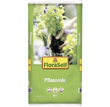 Pflanzerde FloraSelf 60 L