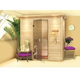 Plug & Play Sauna Calienta Zirkon III Basis