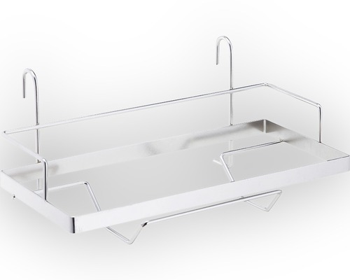 k chenrollenhalter piccante edelstahl silbermatt bei hornbach kaufen. Black Bedroom Furniture Sets. Home Design Ideas