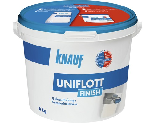 Spachtelmasse KNAUF Uniflott Finish 8kg