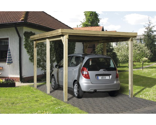 einzelcarport weka optima gr 1 322x512 cm kesseldruckimpr gniert bei hornbach kaufen. Black Bedroom Furniture Sets. Home Design Ideas