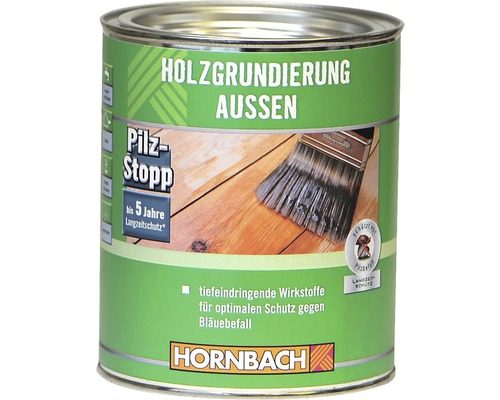 holzgrundierung au en 750 ml bei hornbach kaufen. Black Bedroom Furniture Sets. Home Design Ideas