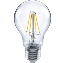 FLAIR LED Lampe E27/4(40)W A60 Filament klar 470 lm 2700 K warmweiß
