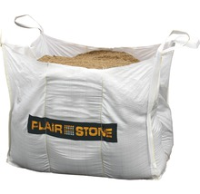 Flairstone Big Bag Sand 0-2mm ca.850kg = 0,5cbm