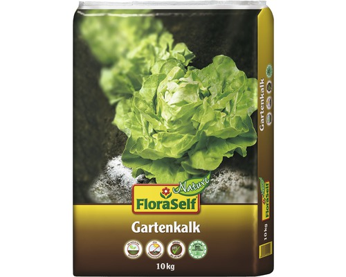 Gartenkalk FloraSelf Nature®, 10 kg
