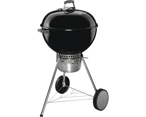 Weber Holzkohlegrill Master Touch Gbs Special Edition 57cm Schwarz : Weber master touch gbs special edition grill guru