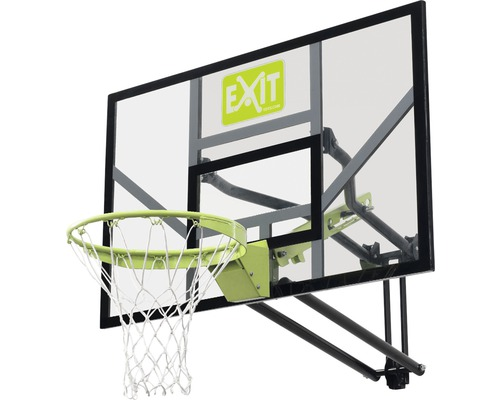 Turbo Basketballkorb EXIT Galaxy Wall-Mount System mit Dunkring bei MC19