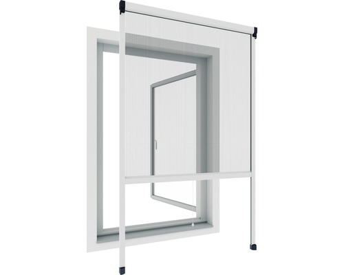 insektenschutz rollo fenster rhino screen weiss 130x160 cm bei hornbach kaufen. Black Bedroom Furniture Sets. Home Design Ideas