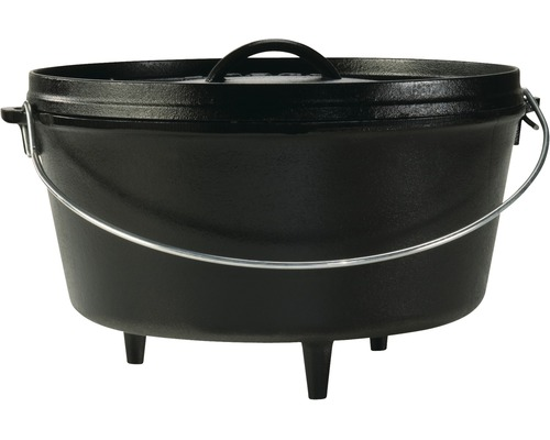 Lodge Camp Dutch Oven Gusseisen Ø 30, 5 cm