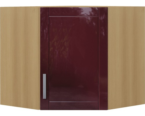 eck h ngeschrank held m bel varel breite 60 cm rot bei hornbach kaufen. Black Bedroom Furniture Sets. Home Design Ideas