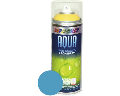 spr hlack aqua dupli color seidenmatt t rkisblau 350 ml bei hornbach kaufen. Black Bedroom Furniture Sets. Home Design Ideas