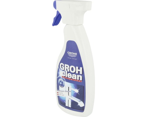 grohe grohclean badreiniger 500 ml in spr hflasche bei hornbach kaufen. Black Bedroom Furniture Sets. Home Design Ideas