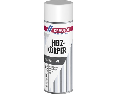 heizk rperlack seidenmatt wei 400 ml bei hornbach kaufen. Black Bedroom Furniture Sets. Home Design Ideas