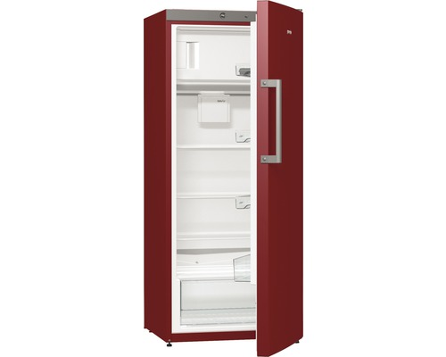 k hlschrank gorenje rb6153br rot bei hornbach kaufen. Black Bedroom Furniture Sets. Home Design Ideas