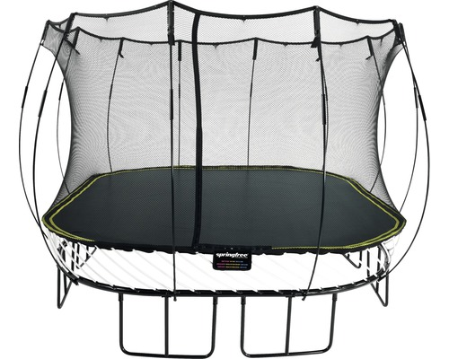 springfree trampoline s113 black x. Black Bedroom Furniture Sets. Home Design Ideas