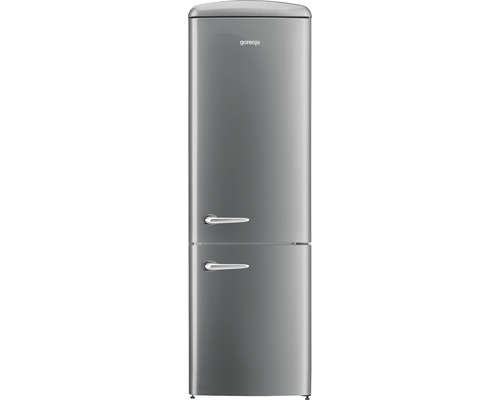 k hl und gefrierkombination gorenje ork193x silber bei hornbach kaufen. Black Bedroom Furniture Sets. Home Design Ideas