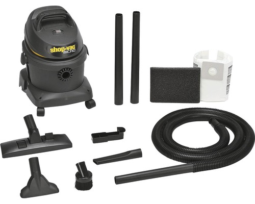 nass und trockensauger shop vac micro 10 bei hornbach kaufen. Black Bedroom Furniture Sets. Home Design Ideas