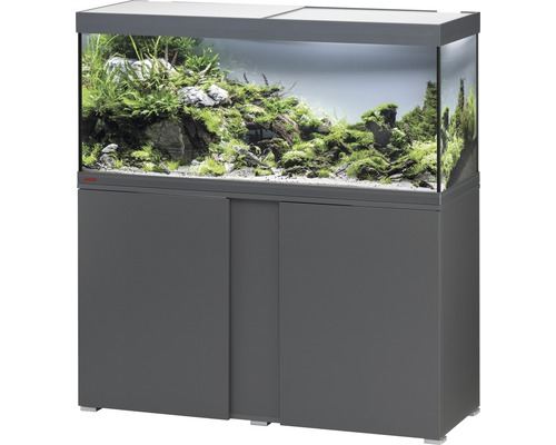 aquariumkombination eheim vivaline 240 mit led beleuchtung heizer filter und unterschrank. Black Bedroom Furniture Sets. Home Design Ideas