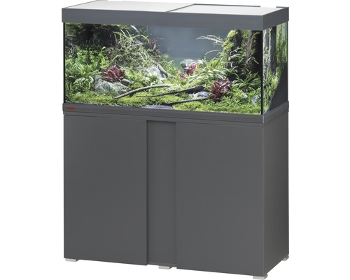 aquariumkombination eheim vivaline 180 mit led beleuchtung. Black Bedroom Furniture Sets. Home Design Ideas